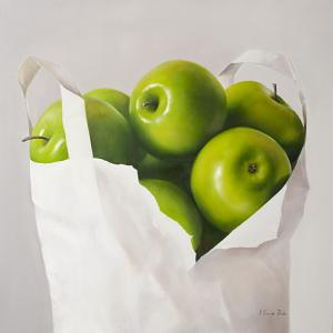 Martine Van de Walle °1968 Belgian painter